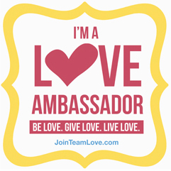 I am a love ambassador