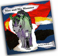 mac and his monster cover